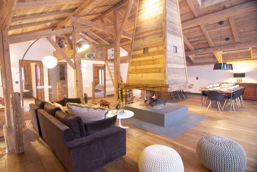 Les Houches Chalet 005