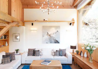 Property management service living area