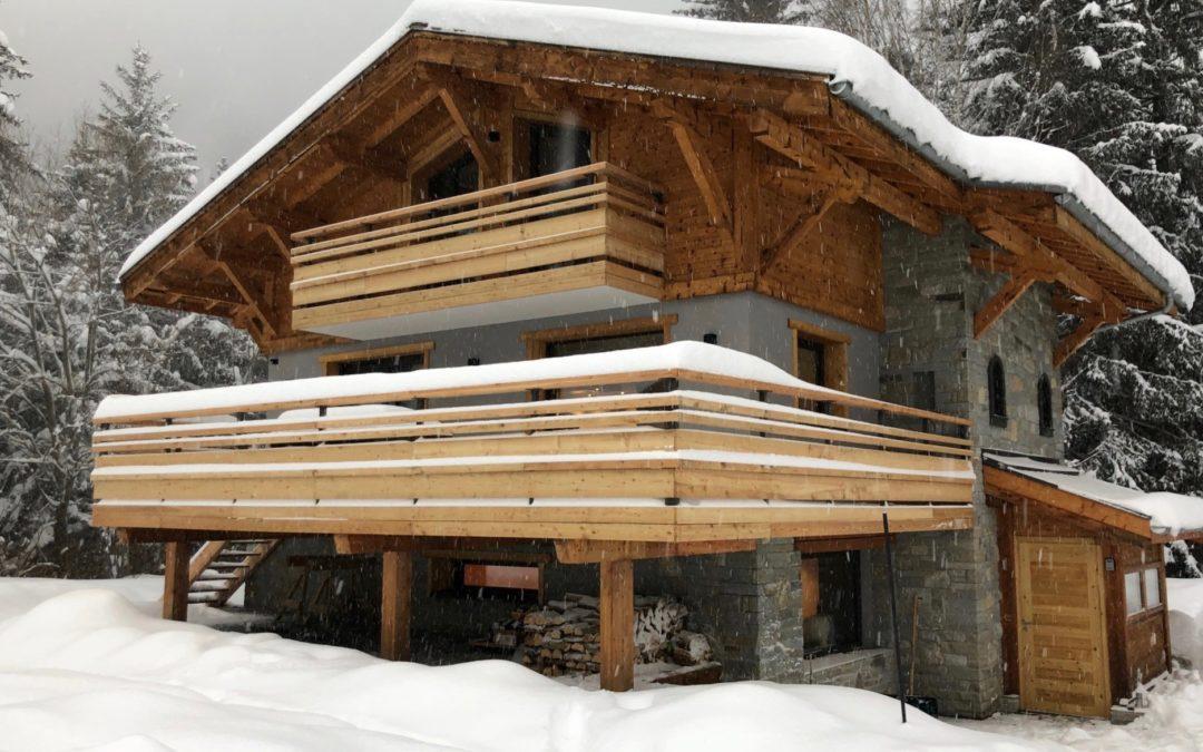 Le Lavancher Chalet 002 – Update #3
